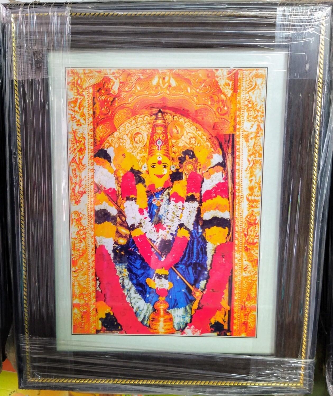 Goddess Kanakadurga Photo Frame