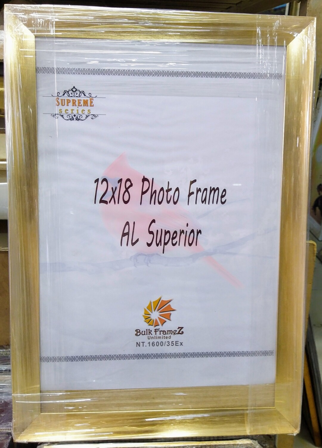 Personalized Photo Frames - AL (Select Frame Size and Upload your Photo here)