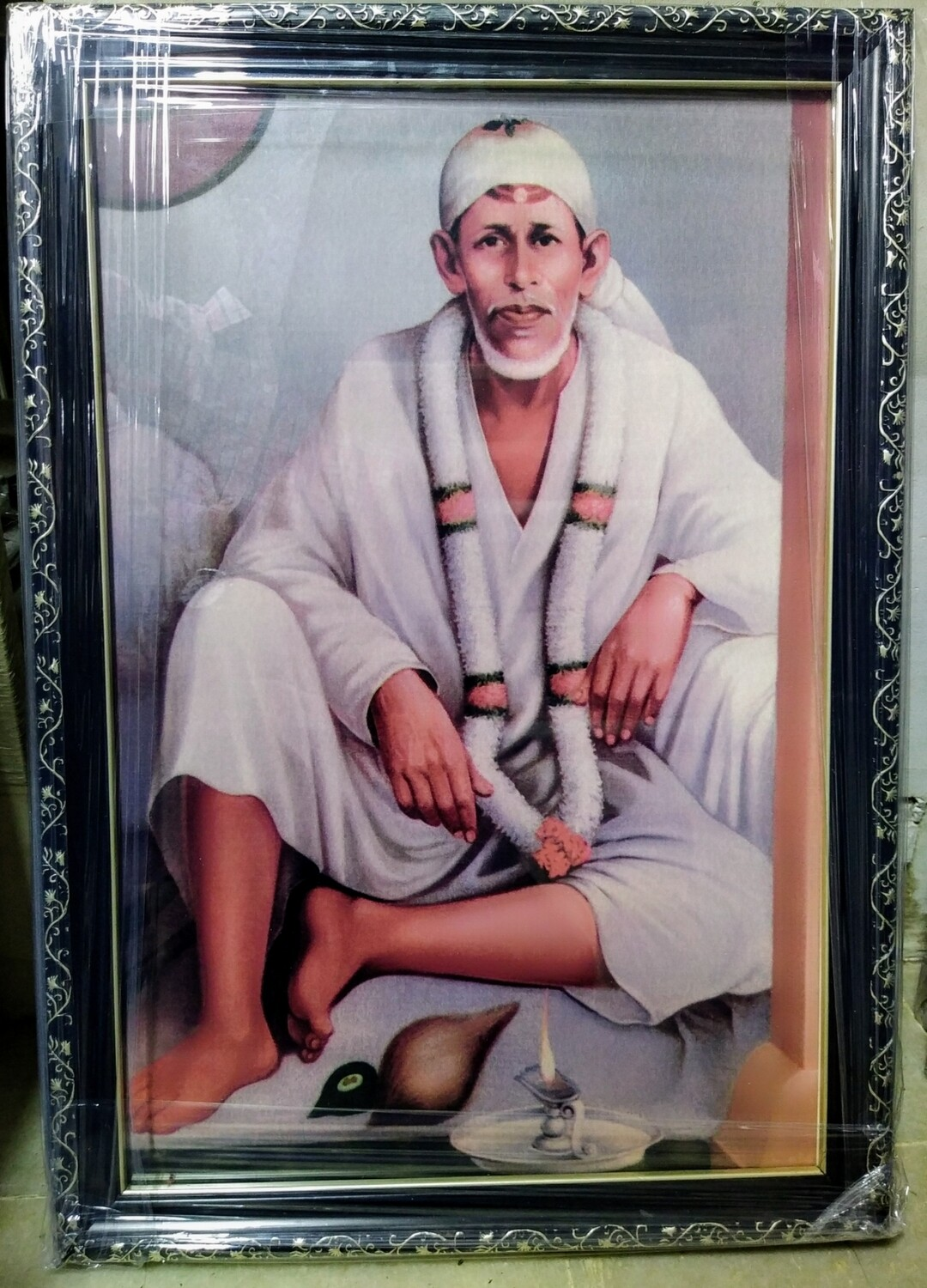 Lord Sai Baba Photo Frame