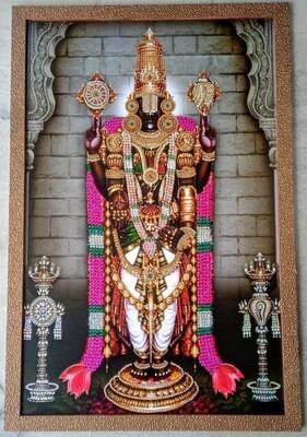 Lord Balaji Photo Frame