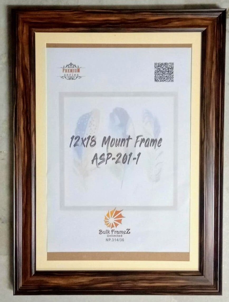 Customized Photo Frames (Select Frame Size and Upload your Photo here)
