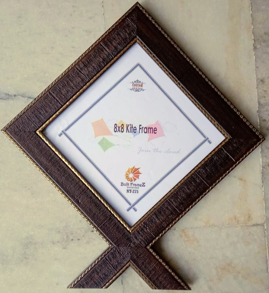 Kite Photo Frames (Select Frame Size and Upload your Photo here)