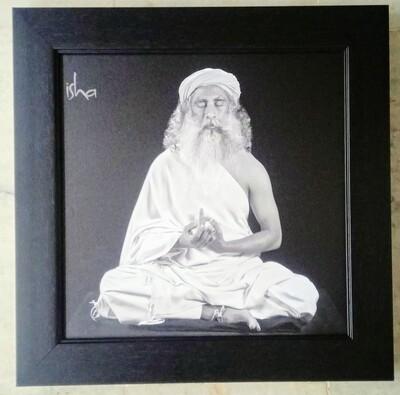Sadhguru Jaggi Vasudev Photo Frame