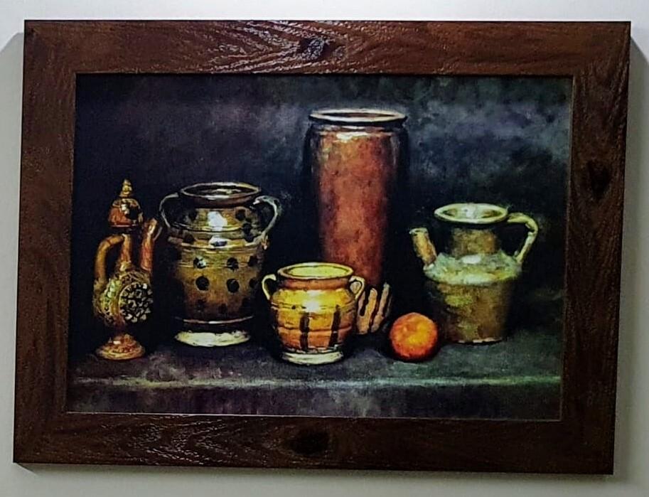 Canvas Art Print Frame