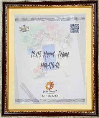 Personalized Mount Photo Frames (Select Frame Size and Upload your Photo here)
