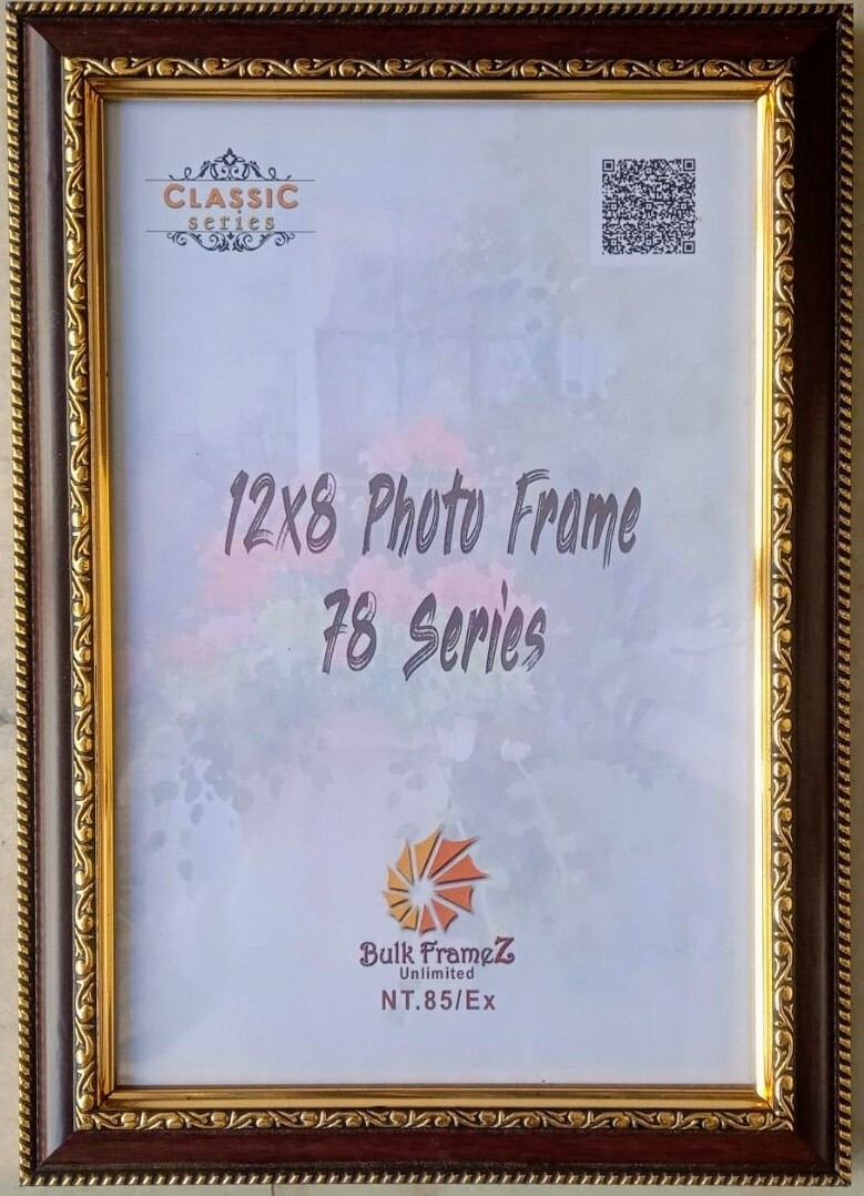 Personalized Photo Frames - Classic (Select Frame Size and Upload your Photo here)