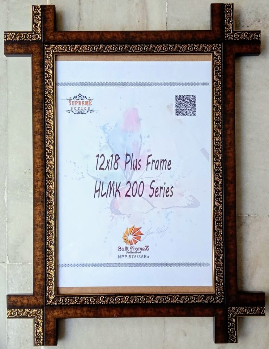 "Plus Photo Frames 12"" x 18"" (Select Frame Size and Upload your Photo here)"