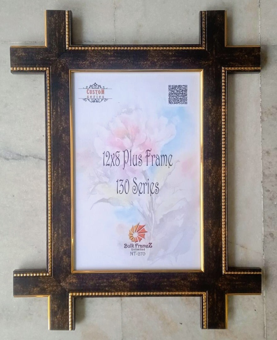 "Plus Photo Frames 12"" x 8"" (Select Frame Size and Upload your Photo here)"
