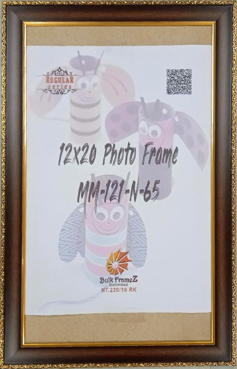 """Personalized Photo Frames 12"""" x 20"""" (Select Frame Size and Upload your Photo here)"""