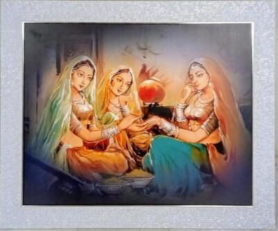 Classical Art Photo Frame