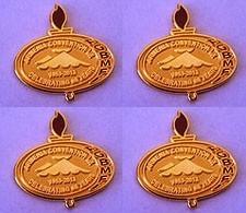 60th Anniversary Lapel Pin (set of 4)