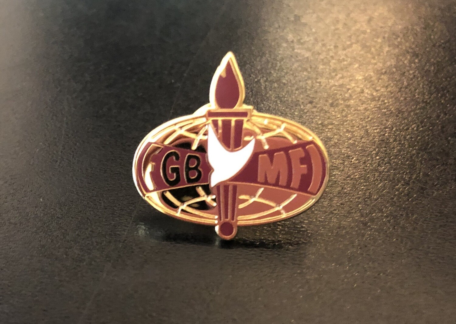 Men's Membership Pin