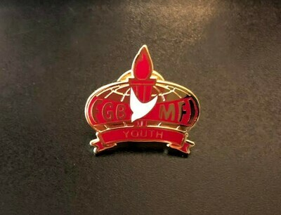 Youth Standard Membership Lapel Pin (Available in USA ONLY)