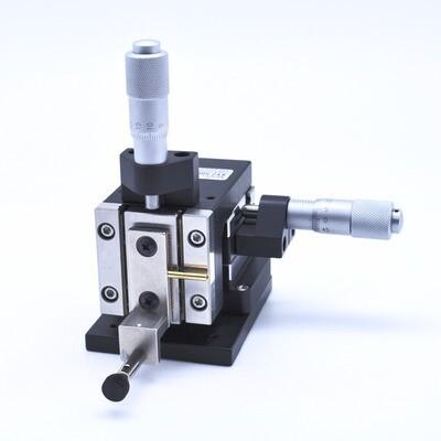 XYZ 500 Micrometer Adjust TEST Positioners (TLM, TRM, TIM)