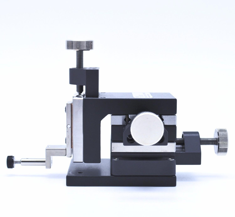 XYZ 500 Test Positioners with Screw Adjust (TLS, TRS, TIS)
