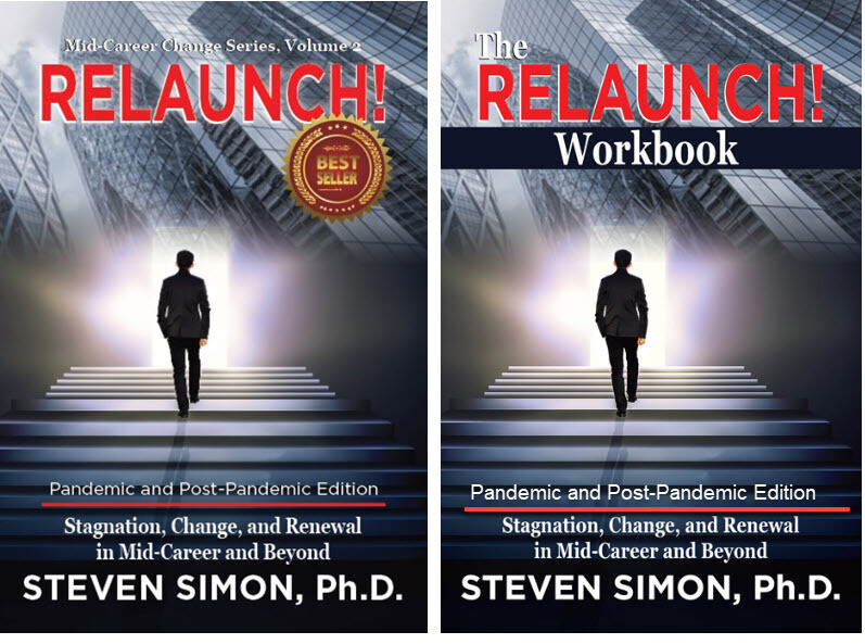 RELAUNCH! Pandemic & Post-Pandemic Book and Workbook Combo