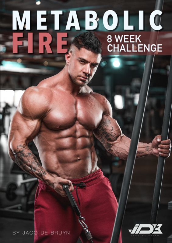 8 Week Metabolic Fire Program