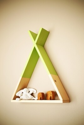 Green Tepee