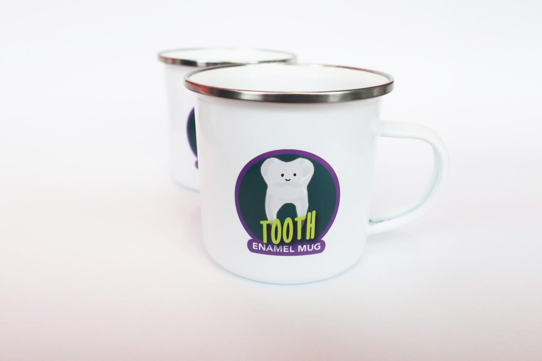 Tooth Enamel Mug