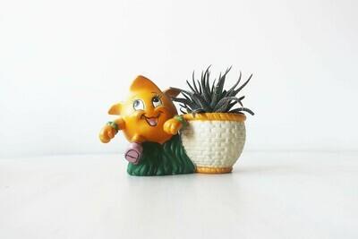 Vintage novelty sweetcorn planter