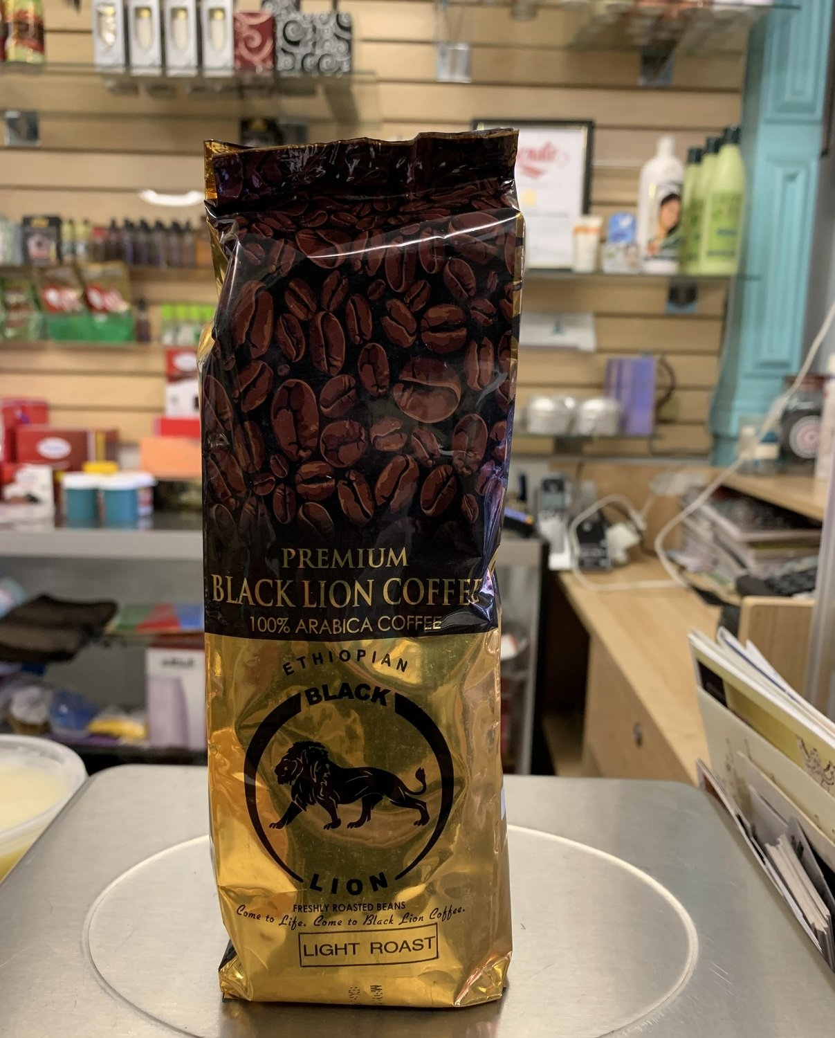 Black Lion Coffee 500gm