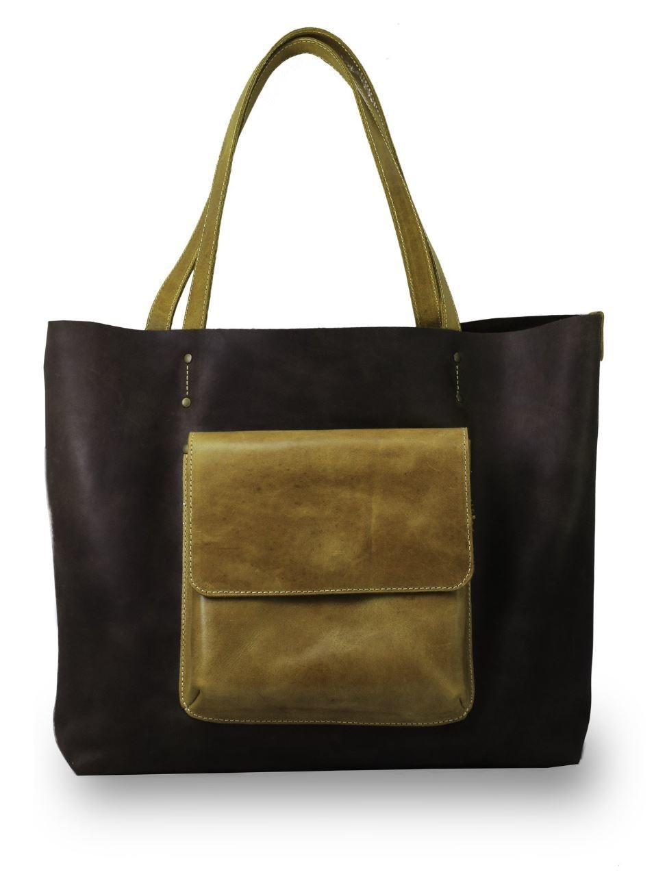Shoulder Bag | Leather | Hand Made in Ethiopia