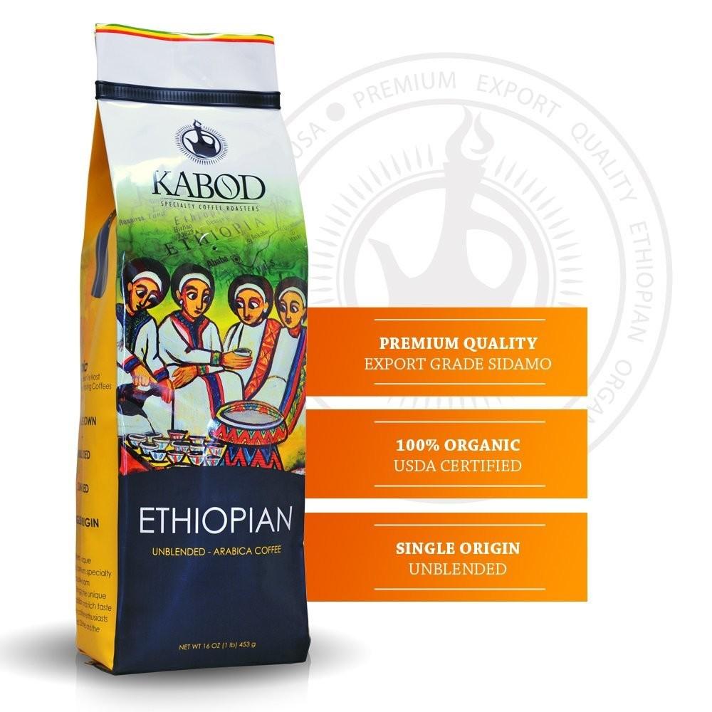 Ethiopian Coffee   Single Origin   Kabod