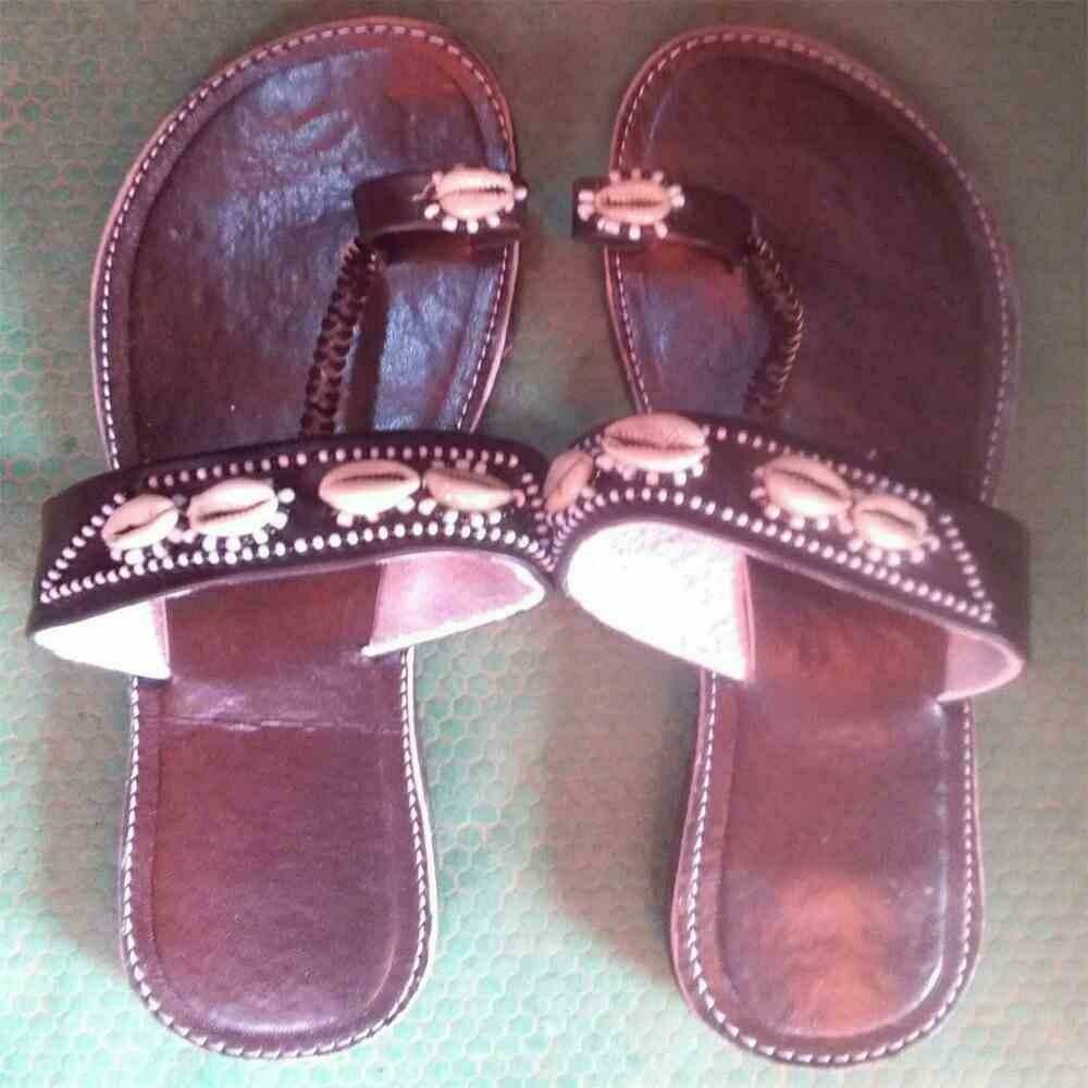 ባህላዊ የሴቶች ጫማ Cultural Women Shoes