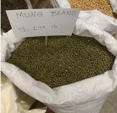 ማሾ Mung Beans