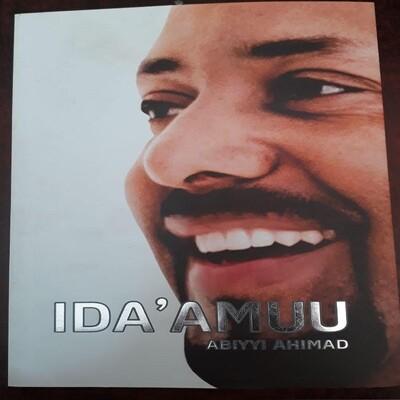 IDA'AMUU Medemer መደመር ኦሮምኛ Oromiffa  By Dr. Abiy  Ahmad