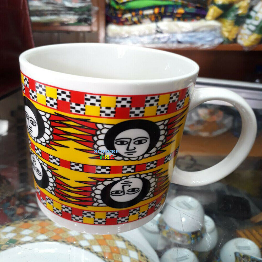 መጠጫ Ethiopian Traditional cup