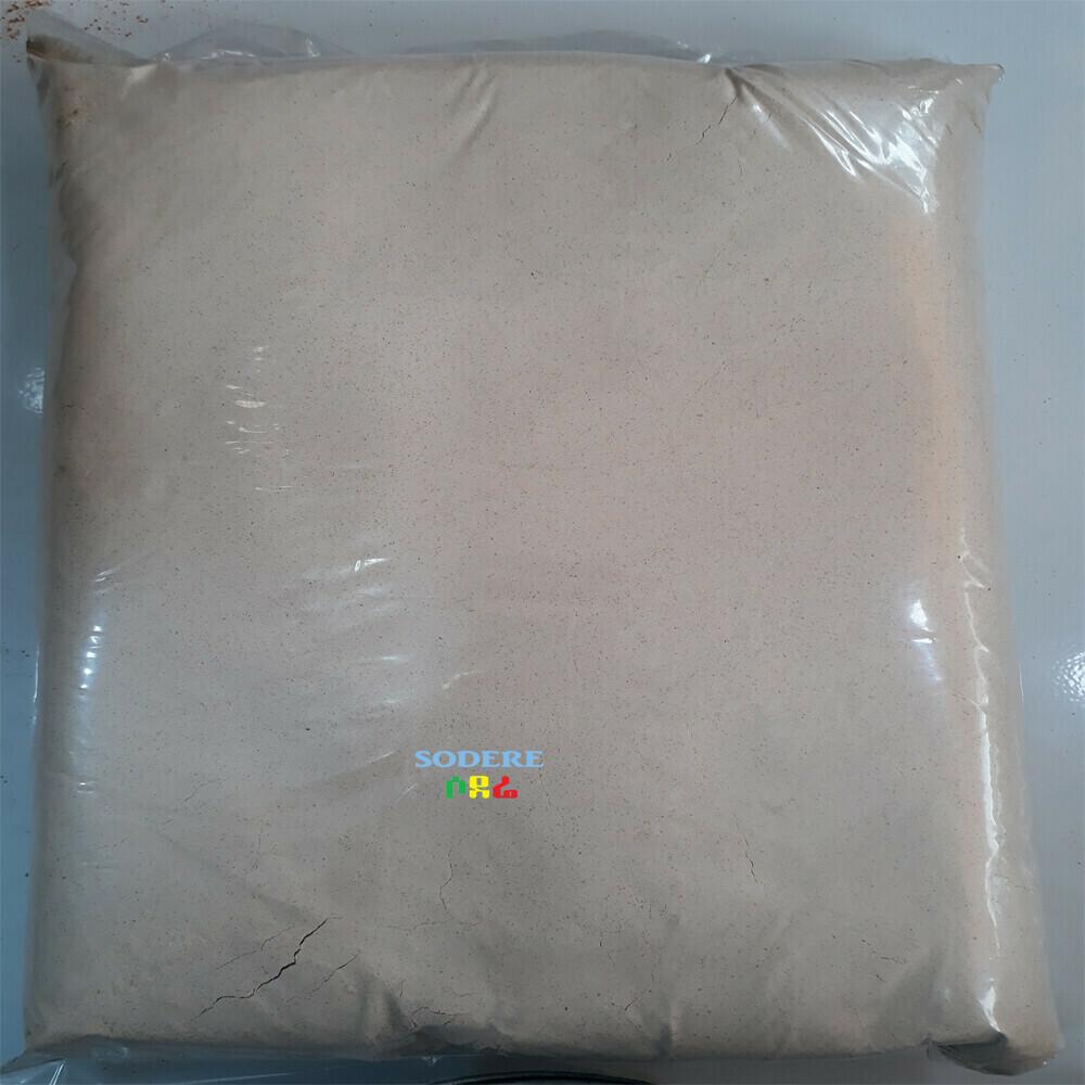 በሶ ዱቄት Beso Roasted barley flour