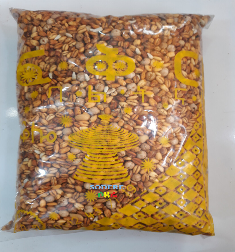 ቆሎ Kolo Snack (Ethiopia only)