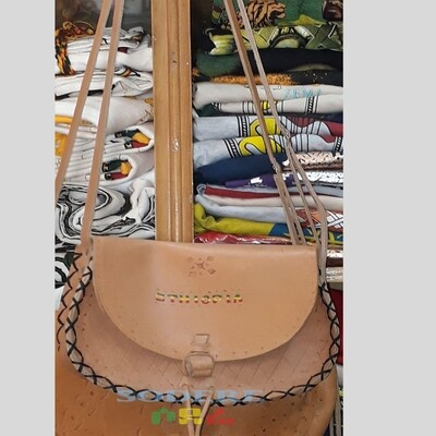 የጎን ቦርሳ ለሴቶች Women Leather Side Bag