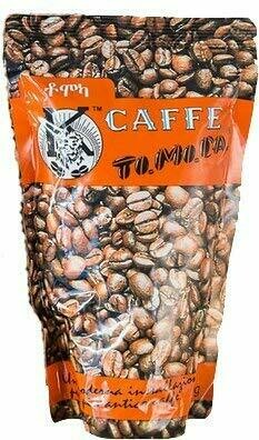 Tomoca Ethiopian Roasted Coffee Medium Roast (500gm)