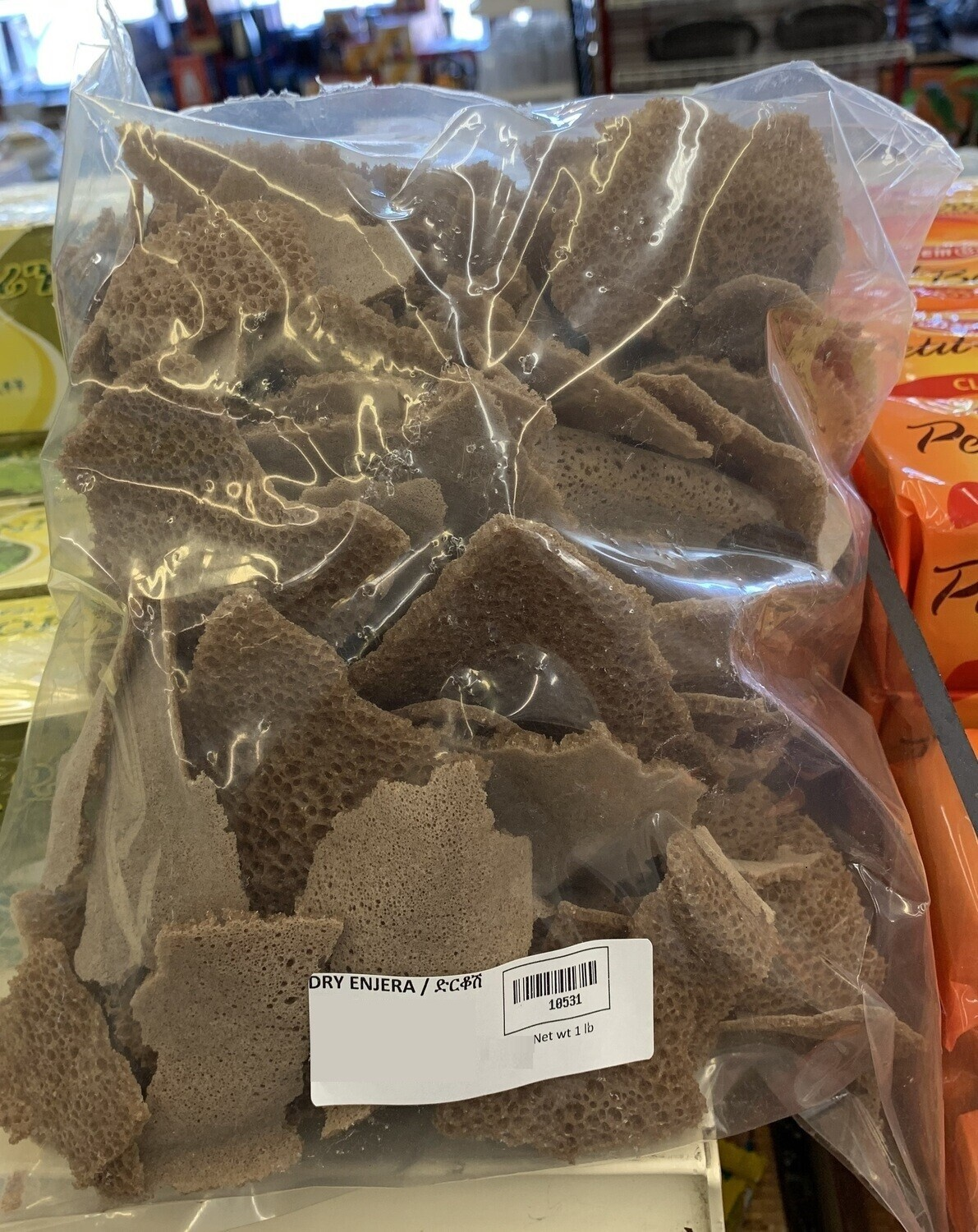 ድርቆሽ Dirkosh Dried Injera