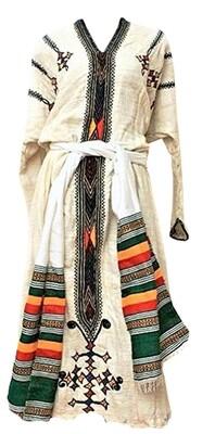 የጎንደር ባህላዊ  ልብስ Gondar Traditional Dress / free size