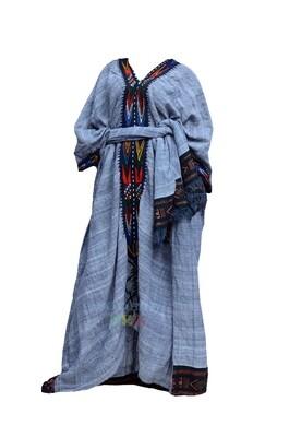 ረዘም ያለ የራያ ባህላዊ  ልብስ Long Raya Traditional Dress / free size