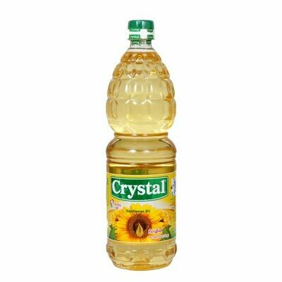 Crystal Sunflower Oil (Ethiopia Only)