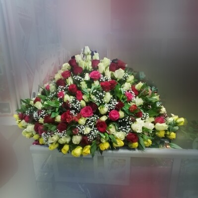 Medium Round Flower (Ethiopia Only)