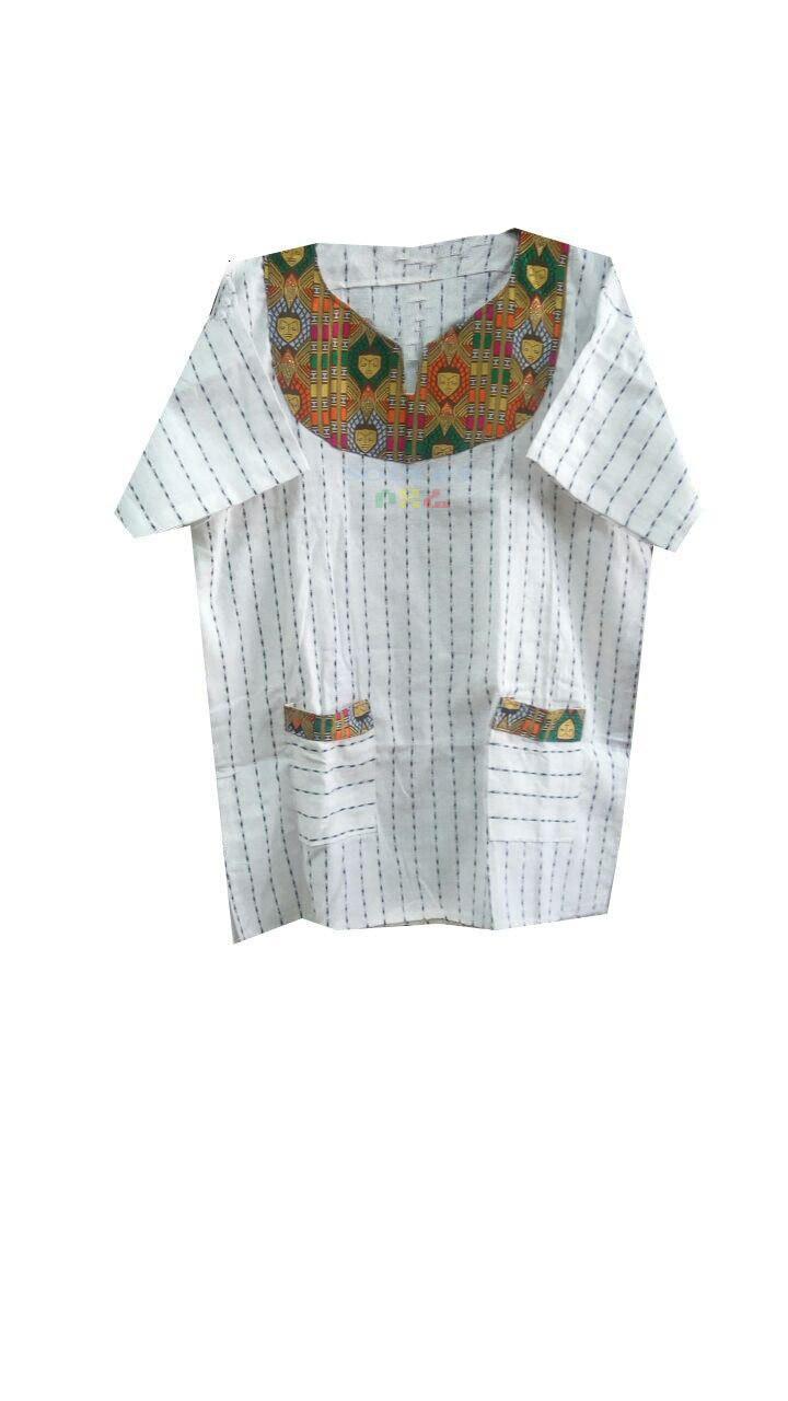 የወንዶች አላባሽ T-shirt for Men Free Size