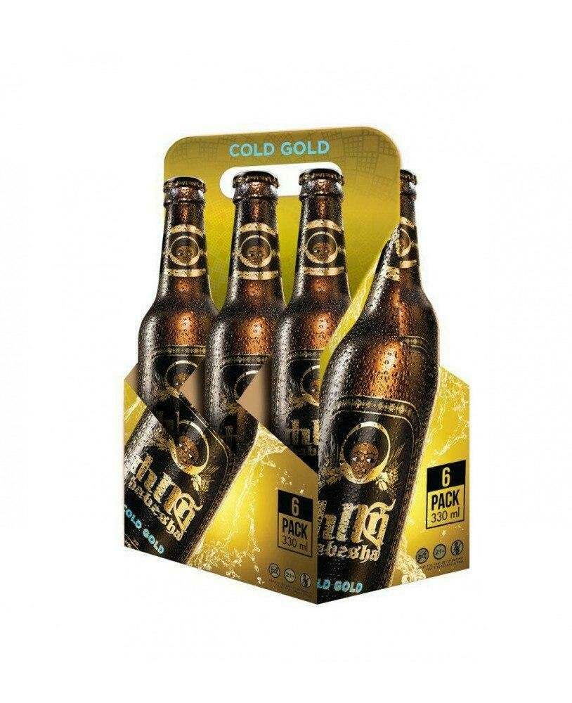 ሐበሻ ቢራ Habesha Beer 330ml (Ethiopia Only)