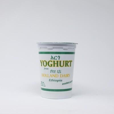 እርጎ Yoghurt 500ml (Ethiopia Only)