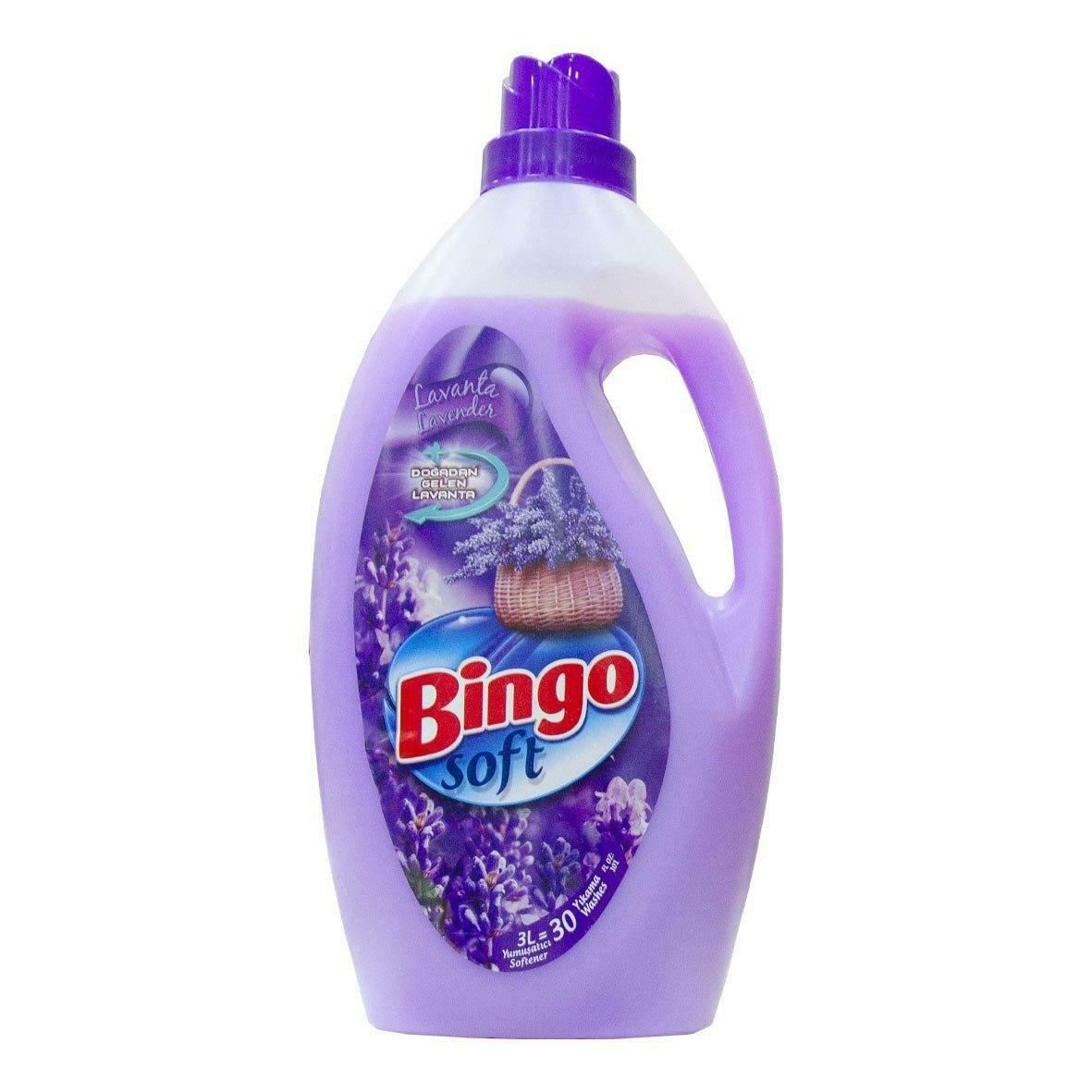 ቢንጎ ፈሳሽ ሳሙና Bingo Liquid Soap 3liter  (Ethiopia Only)