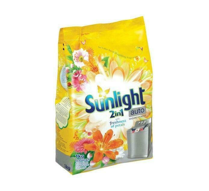 ሰንላይት Sunlight Laundary Powder 1kg  (Ethiopia Only)