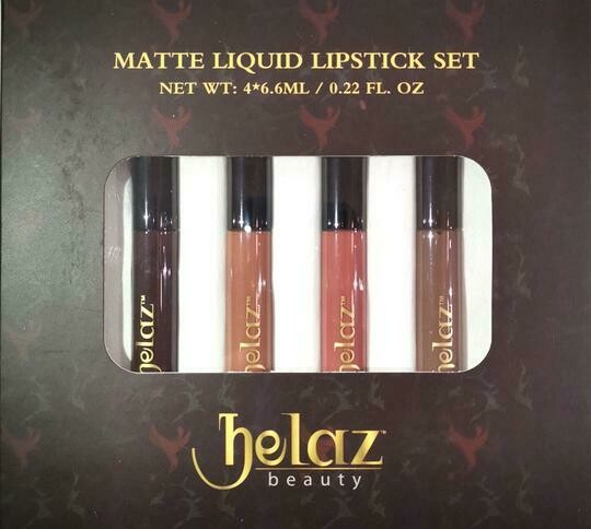 Helaz Beauty NUDE Collection  Bundle | Gift Set