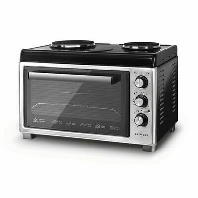 Luxell countertop oven and stove (Ethiopia only)