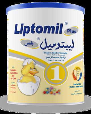 Liptomil Powder Milk (Ethiopia Only)