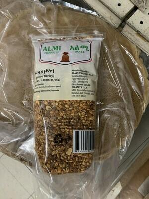 ቆሎ Kolo Ethiopian Snack