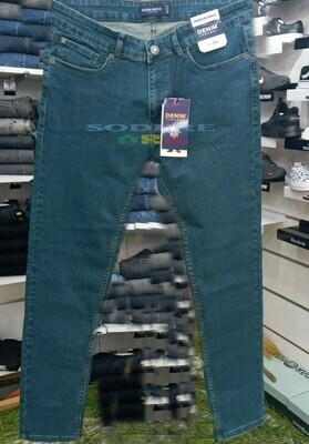 የወንዶች ጅንስ ሱሪ  Denim Jeans Pants For Men